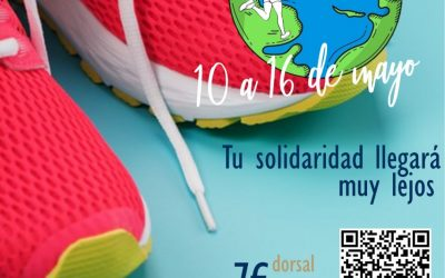 1ª CARRERA SOLIDARIA VIRTUAL PROYDE